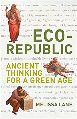 Eco republic Ancient thinking for a green age cover