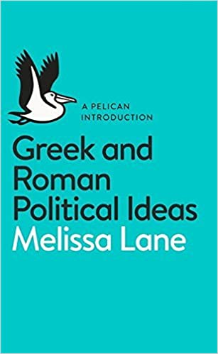 Greek and Roman Political Ideas book cover