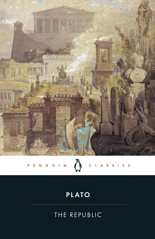 Plato book cover